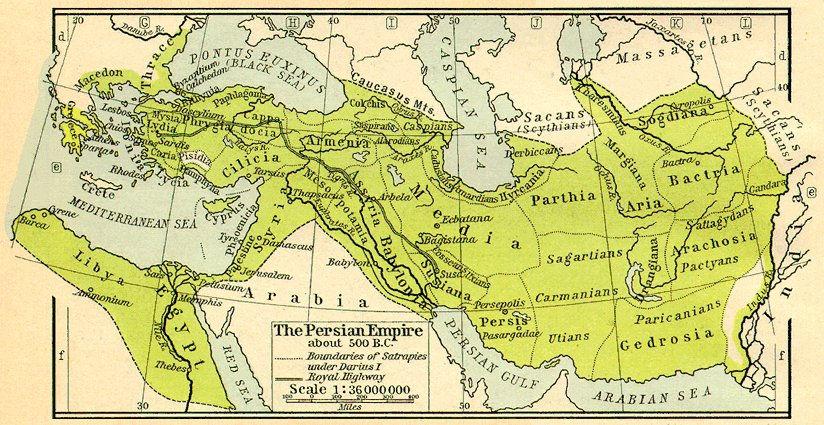 امپراتوری آریایی ها